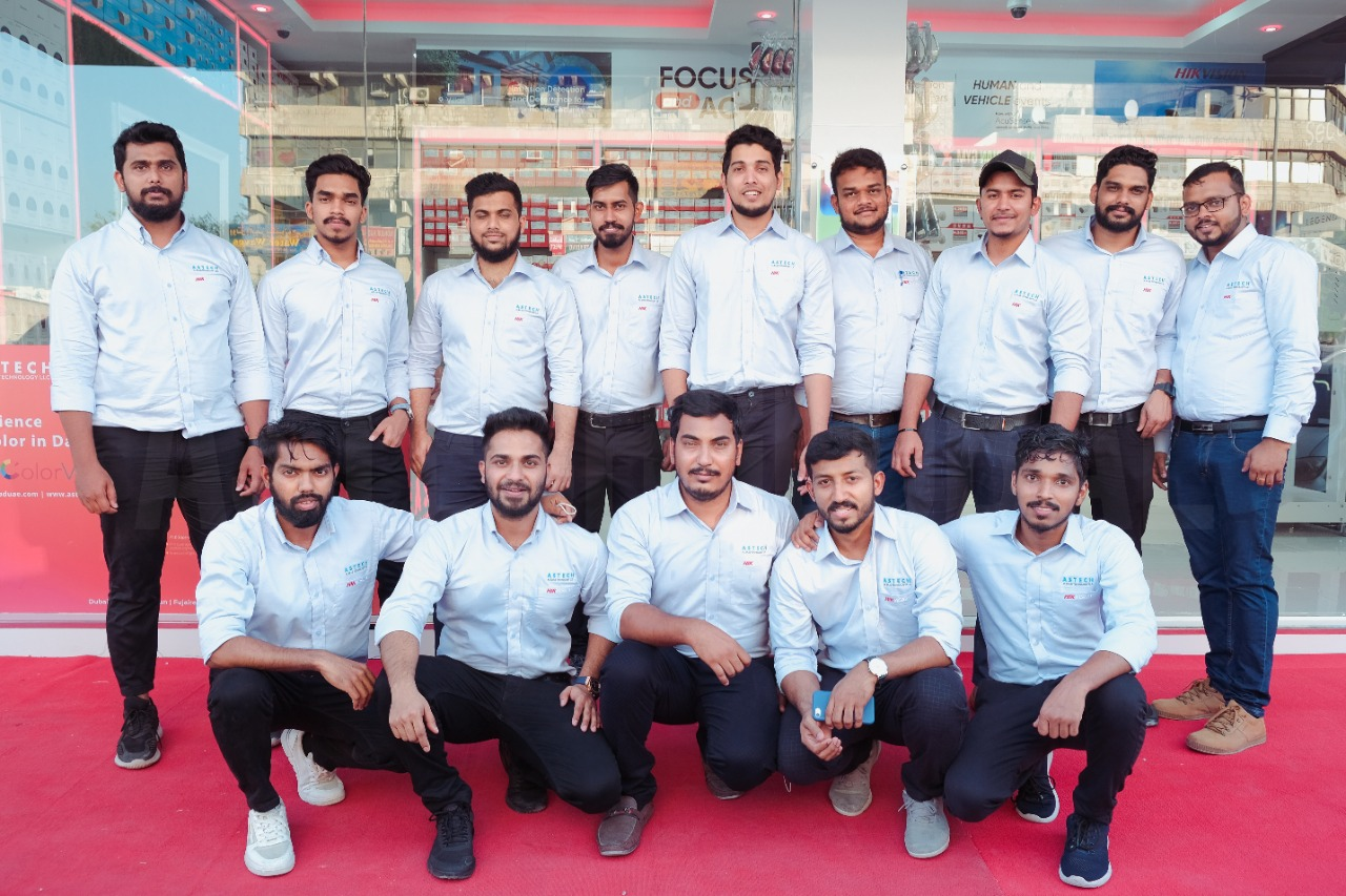 Astech Sakes Team